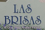 sign for Las Brisas