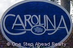Carolina Club community sign